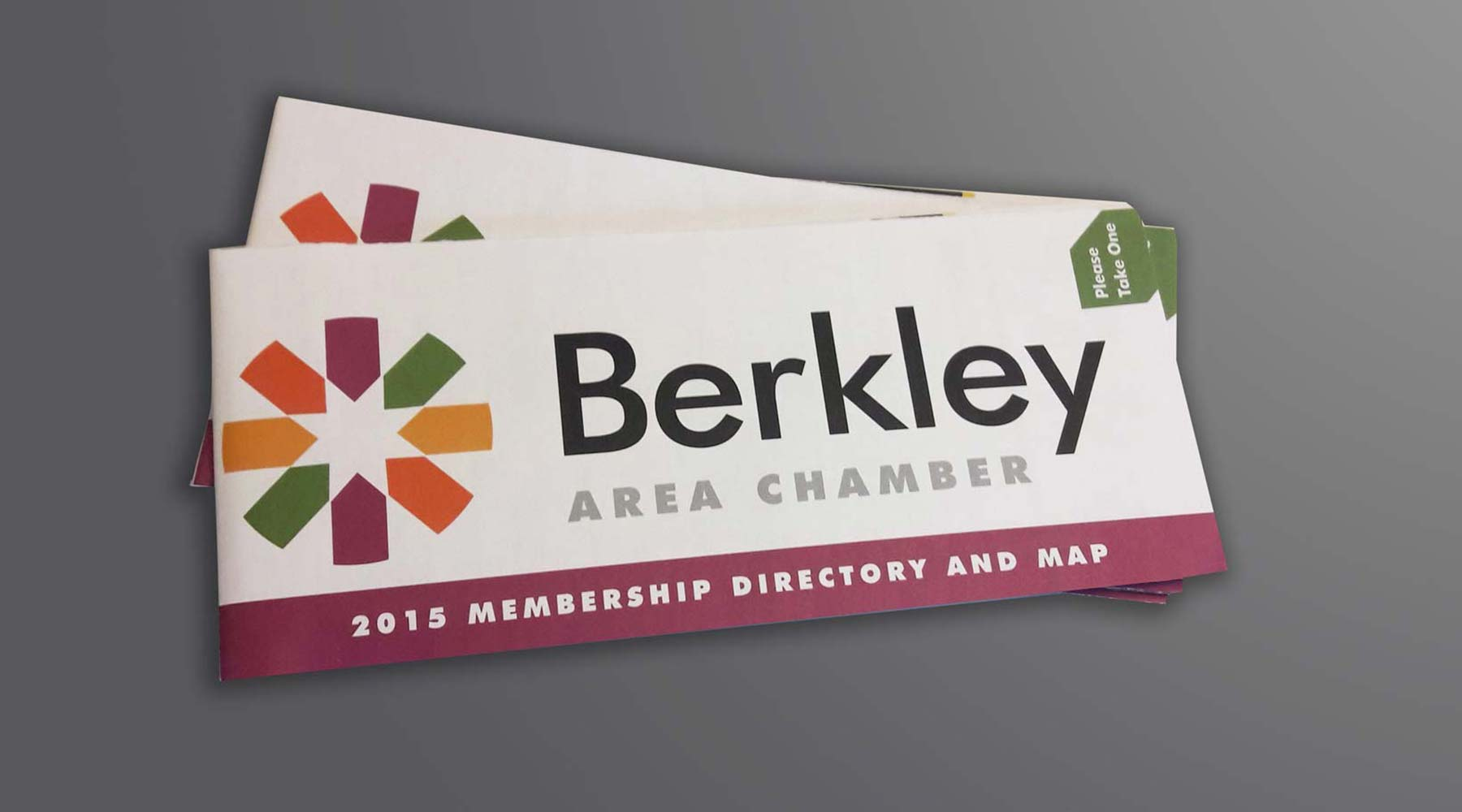 Berkley Area Chamber of Commerce Map