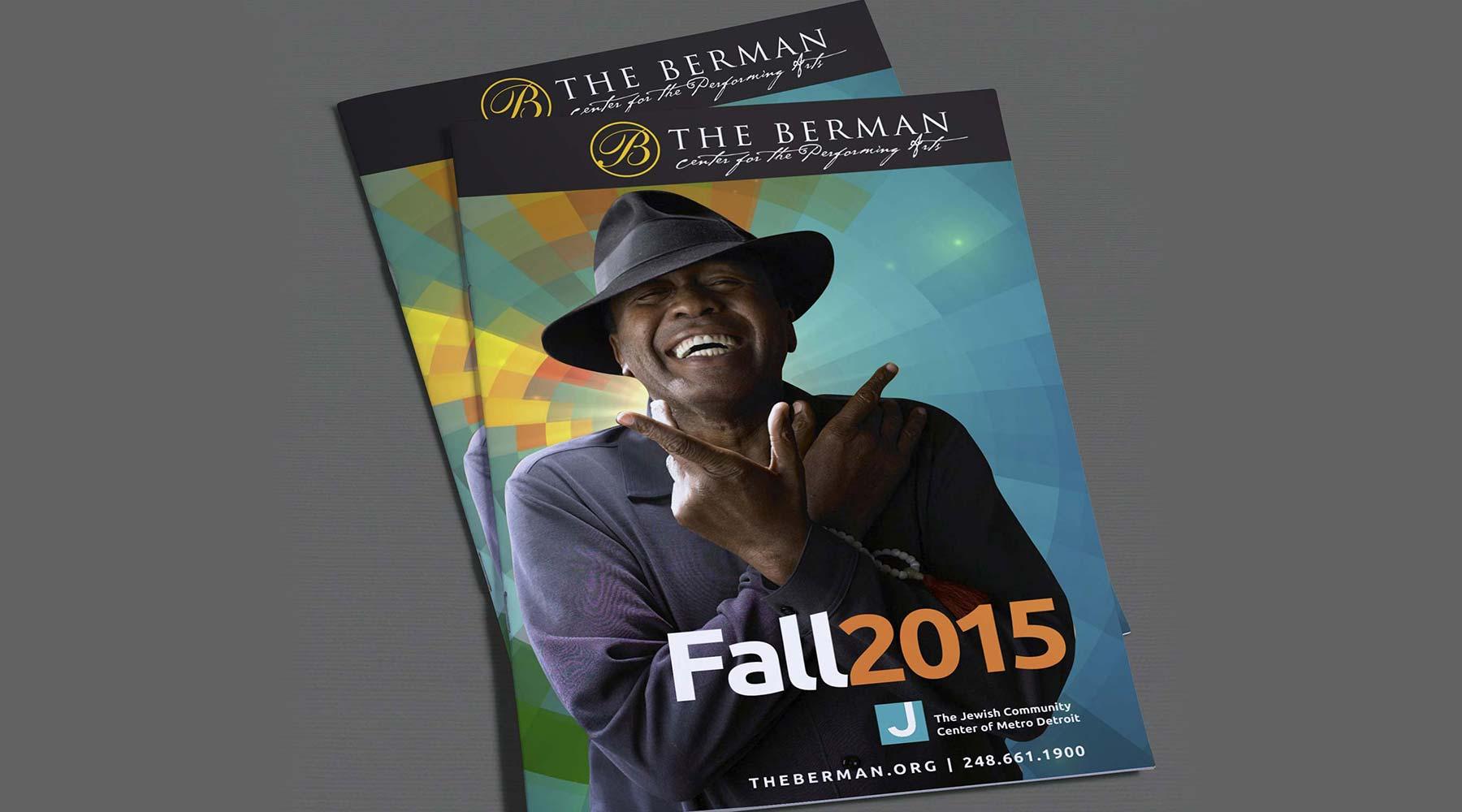 The Berman Theater 2015-16 Season Brochure