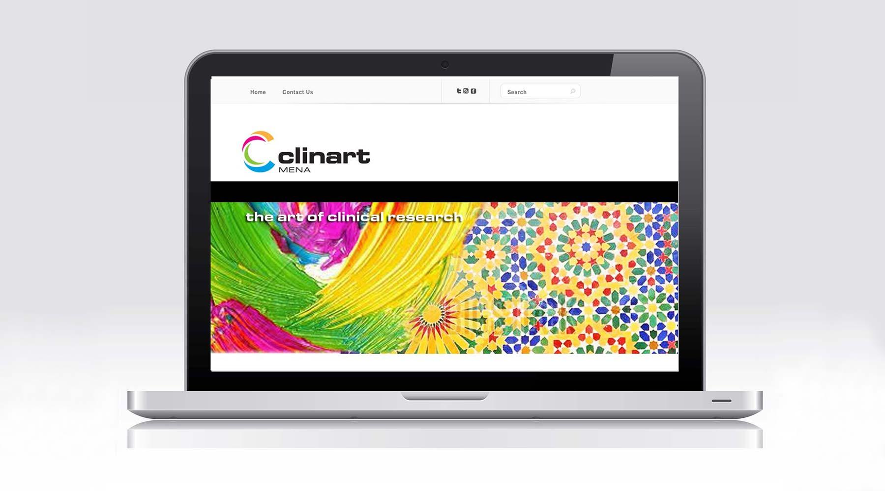 Clinart website