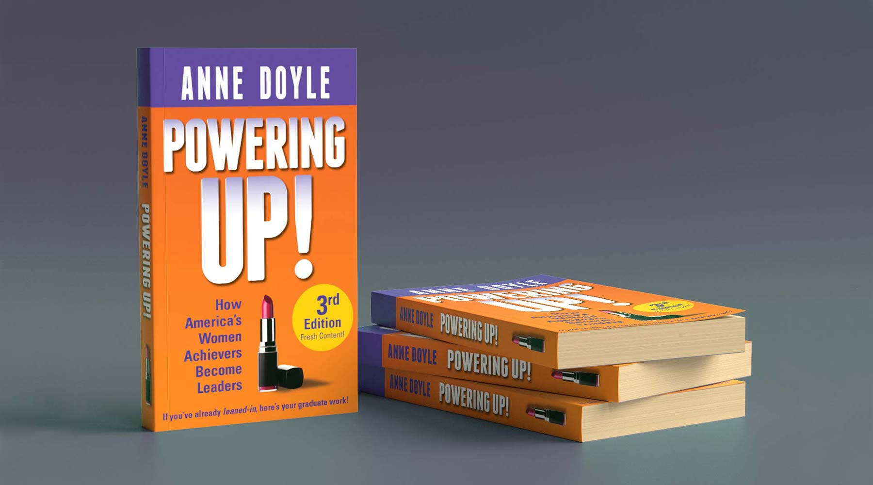Powering Up! by Anne Doyle